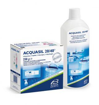 Acquabrevetti Acquasil 20/40 4x250 gr.