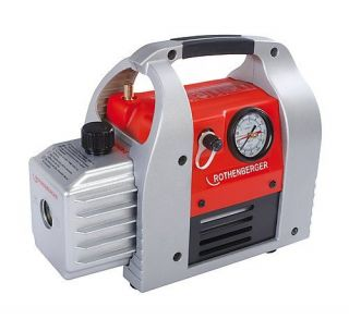 Rothenberger ROAIRVAC 6.0 pompa per il vuoto