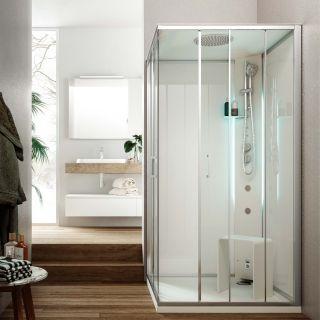 Glass Metis S box doccia cabinato