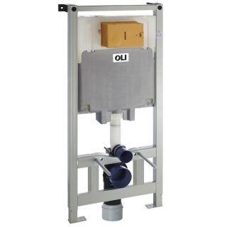 Oli Oli74 Plus Sanitarblock cassetta ad incasso azionamento meccanico cartongesso