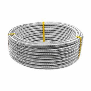Eurotis tubazione corrugata CSST per acqua in acciaio inox AISI 304