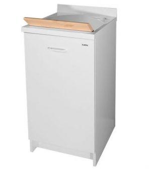 Montegrappa Edilla lavatoio vasca in termoplastico con cesto