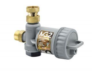 RBM MG2 filtro defangatore magnetico sotto caldaia