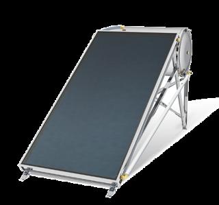 Sime Natural 200 S LP sistema solare a circolazione naturale con bollitore nascosto