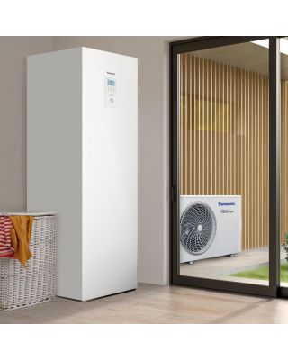 Panasonic Aquarea pompa di calore All in One H Monofase R410 3 kW