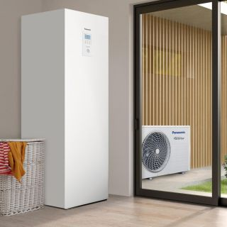 Panasonic Aquarea pompa di calore All in One H Monofase R410 5 kW