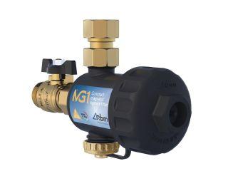 RBM MG1 filtro defangatore magnetico sotto caldaia