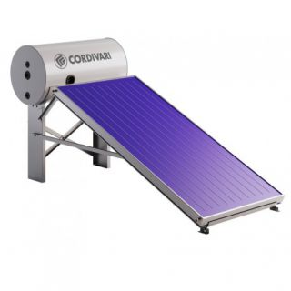 Cordivari Panarea sistema termico solare naturale 150 lt - 2 mq