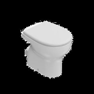 Ceramica Globo Grace vaso a terra scarico parete 50.36 + sedile