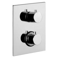 Paffoni Light miscelatore termostatico incasso doccia 2 vie