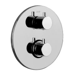 Paffoni Light miscelatore termostatico incasso doccia 1 via