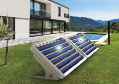 Cordivari Stratos 4S sistema termico solare compatto mod. 120