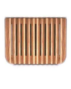 Galassia asse legno per lavabo 65 cm