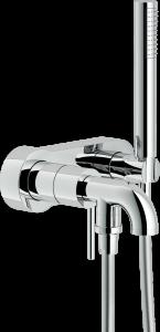 Nobili Plus miscelatore vasca/doccia esterno