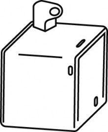 Rinnai copertina di protezione per installazione esterna asciugatrice